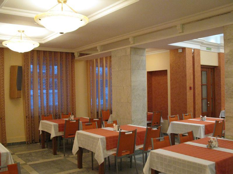 Интерьерный дизайн столовой Госсовета Удмуртской Республики