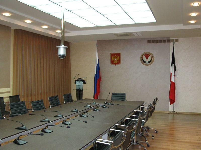 Пресс-центр Госсовета УР